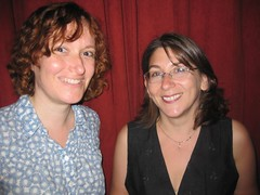 Mary Robinette Kowal & Laura Anne Gilman