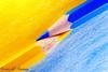 Blue & Yellow (||~ فـراس الفريجـي) Tags: blue blur color canon eos sharp sharpen coulor نادي ههه خخخ سعودي feras العالمي أصفر اصفر ازرق ألوان خشبية هع النصر خشبيه فراس خشبي 1000d alfuraiji ههاي ذذ الحالمي الفريجي