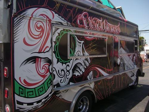 Viva Machete taco truck
