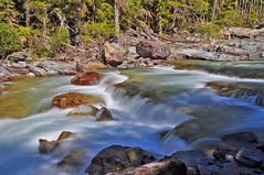 glacier mcdonald creek 1037 (Light of the Moon Photography) Tags: park america nikon montana treasure glacier national d90