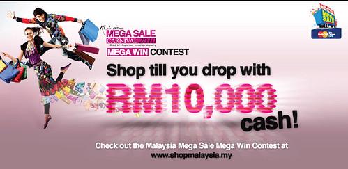 mega sales carnival