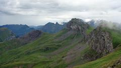 Abgschtz-Aelggi - 08.08.2010 - Haupt 2313 m (pe_ma) Tags: hiking wanderung swissmountains melchseefrutt obwalden bergwanderung aelggi abgschtz