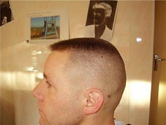 Picture 3902 (Flatboy) Tags: haircut high cut shaved bald shave fade tight