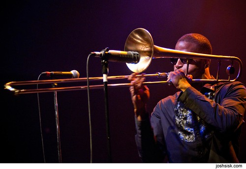 trombone shorty @ 9:30 club
