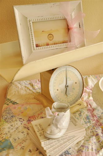 vintage baby shower your homebased mom