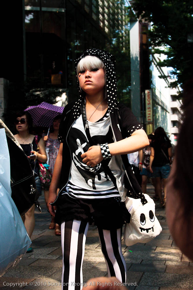 Harajuku Girl @ Tokyo, Japan