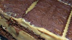 chocotorta (∼ℓoℓiηdie☮) Tags: nikon chocolate dulcedeleche chocotorta chocolina nikonp80 lolindie
