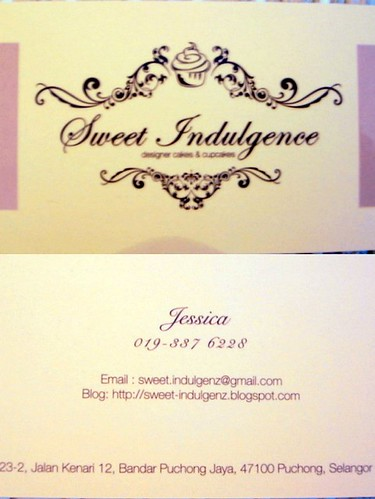 LuxOnU - sweet indulgence contact