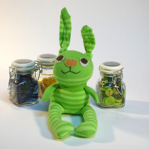 Lime BunnySox