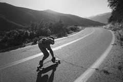 (Anna Converse Photography) Tags: road street anna speed grant longboard longboarding bananakin