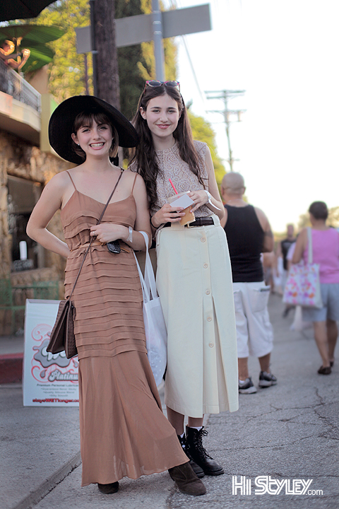 HiStyley l Sunset Junction Street Style #317