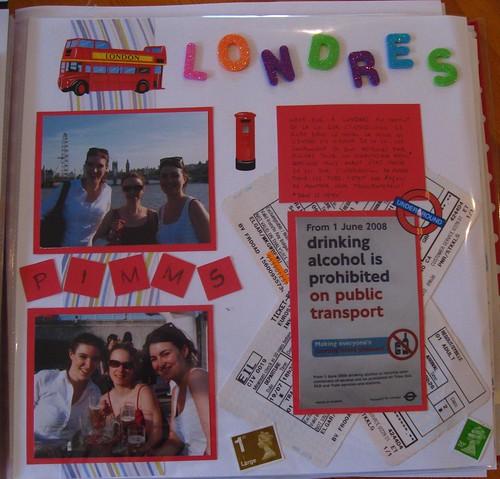 Londres, juin 2008