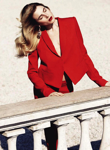 Harper's Bazaar September 2010