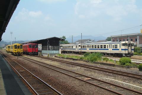 キハ58・65系,日田彦山線でラストラン?