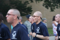 AIR FORCE BOOT CAMP  - LACKLAND TX (baltic_86 (mostly off)) Tags: texas tx military airforce bootcamp bulldogs lackland bcglasses baltic86 graduation62510motivationrun trs326 airmenrun