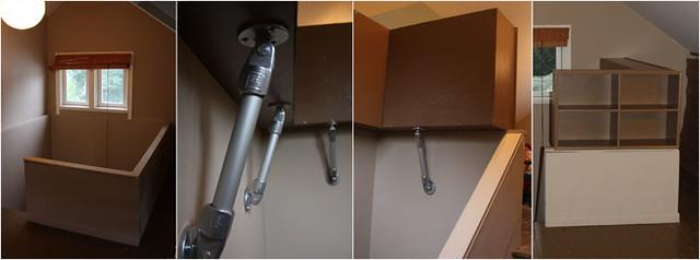 Space Saving Stair Railing Comp
