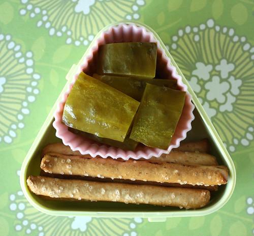 1st Grader Snack #138: August 24, 2010
