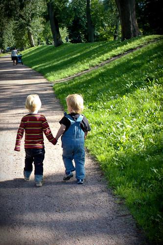 20100824-De två vännerna