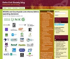 Defra Civil Society Blog