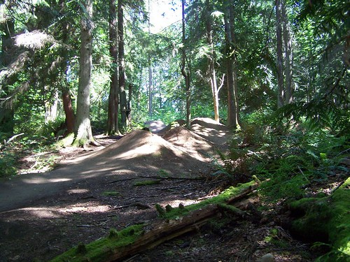 aug 131 Many bike jumps