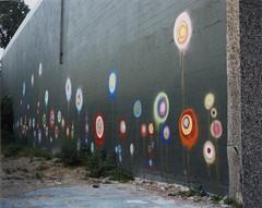Graffiti Mural, Ann Arbor