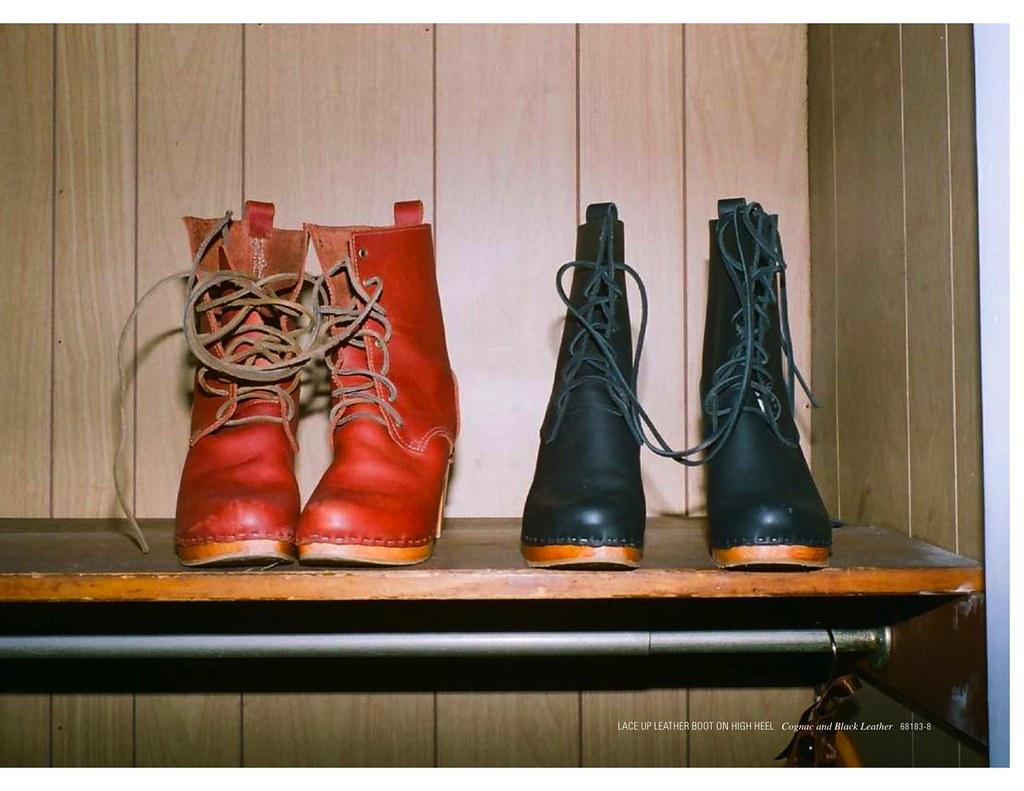 No.6 Boots