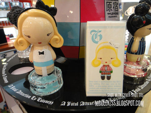 harajuku perfumes 30ml 10ml
