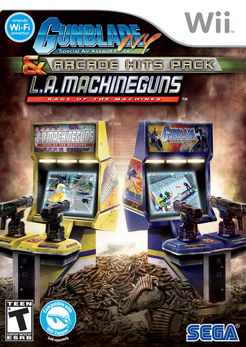 Gunblade NY & LA Machineguns Pack Front