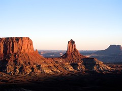 Green River Valley (chrisstreeter) Tags: sunset landscape utah canyonlandsnationalpark islandinthesky falsekiva 60225mm