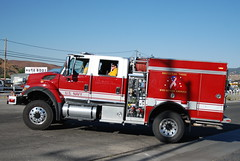 UNITED STATES NAVY - FEDERAL FIRE DEPARTMENT (Navymailman) Tags: truck fire us post united navy engine s u states naval federal usn department