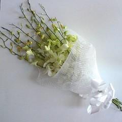 Flores para presente por Santinha - Casas Possíveis