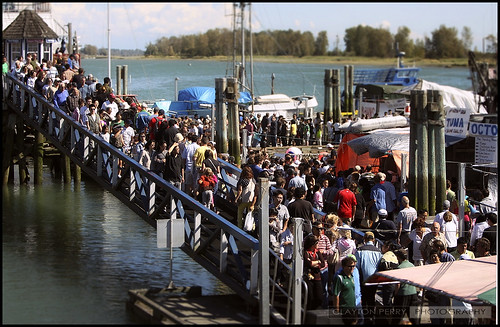 Steveston After The Great Salmon Run 2010