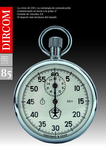 Revista DIRCOM N 85 - Crisis Gestin Comunicacin organizacional marketing poltico by Grupo DIRCOM