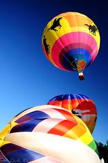 Into the Metamora sky (Explored) (Dennis Cluth) Tags: hotairballoonmetamora michigannikond90365