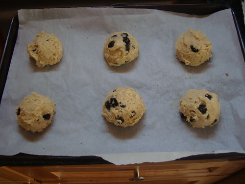 Blueberry and Cream cookie dough2