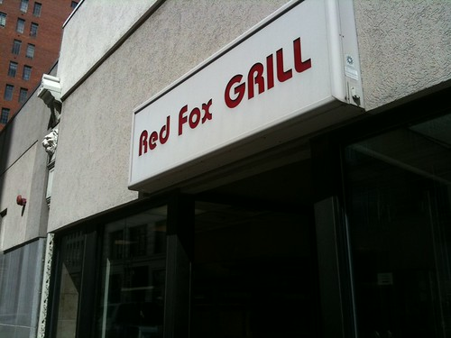 Red Fox Grill