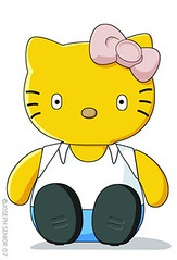 Hello Kitty Homer