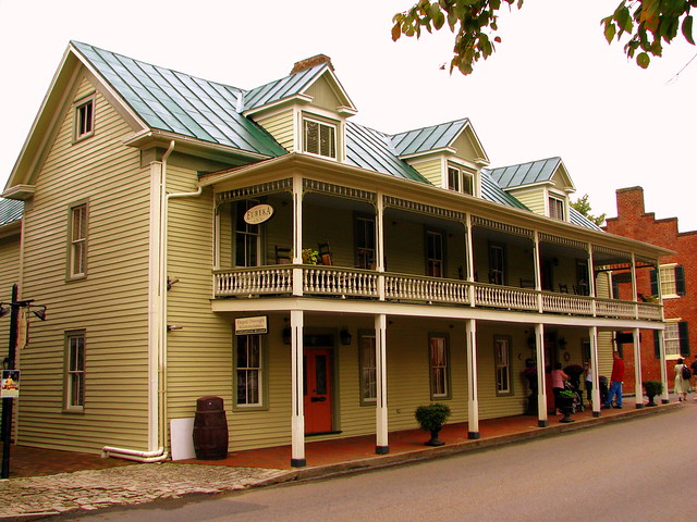 Eureka Inn - Jonesborough, TN