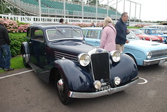 Delage (f1jherbert) Tags: cars westsussex goodwood delage goodwoodmotorcircuit motorcircuit goodwoodbreakfastclub pre1966cars goodwoodwestsussex