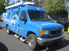 ABC-7 News TV Van by Ford (MR38.) Tags: news television tv abc van