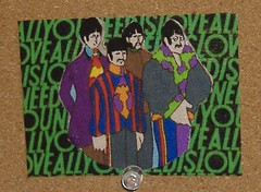 the beatles atc received