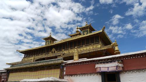 Songye Temple, ShanNan, Tibet