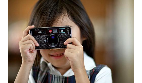 stickers de cámaras clásicas