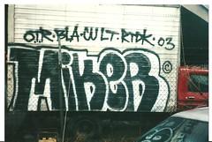 MIKER (BGIZL) Tags: graffiti otr cult bla miker rtd