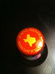 Saint Arnold Summer Pils Bottle Cap