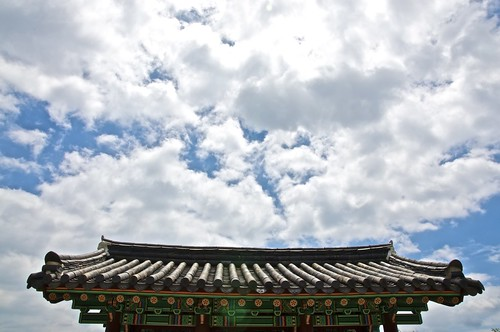 Korean sky