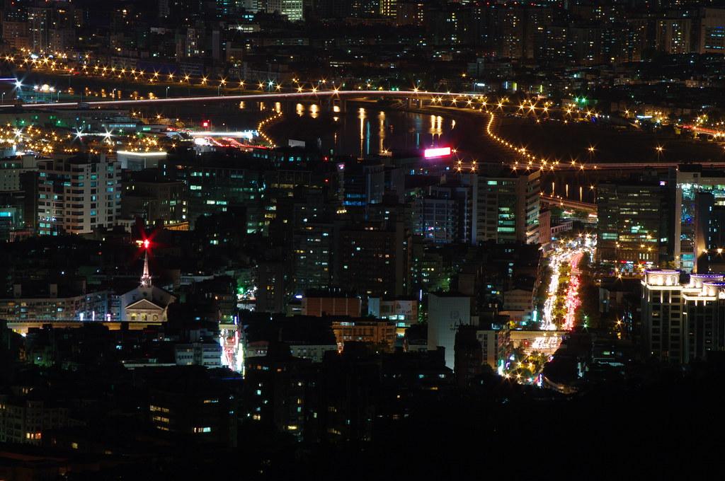 夜訪碧山巖