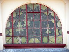 (cod_gabriel) Tags: stainedglass vitrail romania glasmalerei vitrais vitral roumanie vetrata vetrate braila glasmlning  vitraliu vitrales vitray vitr witra piatamare   vitralii gebrandschilderdglas  vegfests vidrierapolicromada  piatahalelor