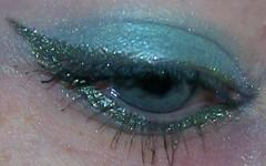 aqua green look