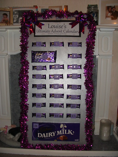 Ultimate Chocolate Advent Calendar